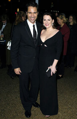 Eric McCormack and Megan Mullally 31st Annual People's Choice Awards Pasadena, CA - 1/9/05