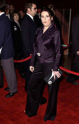 Megan Mullally 53rd Annual Emmy Awards - 11/4/2001