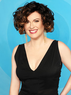 Megan Mullally NBC's Will & Grace