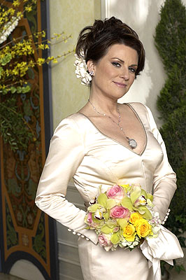 Megan Mullally as Karen Walker on NBC's Will and Grace