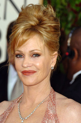 Melanie Griffith 63rd Annual Golden Globe Awards - Arrivals Beverly Hills, CA - 1/16/05