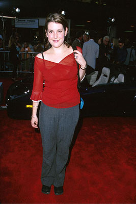 Premiere: Melanie Lynskey at the Westwood, CA National Theatre premiere of Touchstone's Gone In 60 Seconds - 6/5/2000