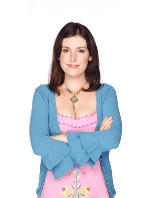 "Melanie Lynskey as Rose CBS' ""Two and a Half Men"""