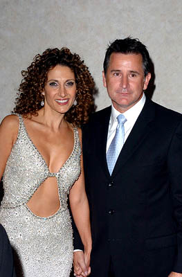 Melina Kanakaredes and Anthony LaPaglia Golden Globe Awards - 1/16/2005