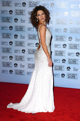 Melina Kanakaredes Golden Globe Awards - 1/16/2005