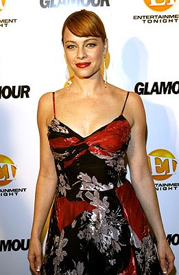 Melinda Clarke Entertainment Tonight & Glamour Party 55th Annual Emmy Awards After Party - 9/21/2003