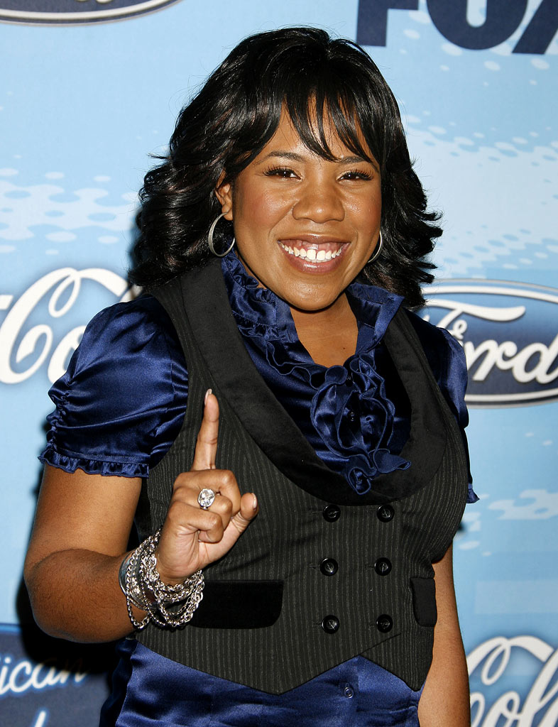 "Melinda Doolittle at the ""American Idol"" Top 12 Finalists Party."