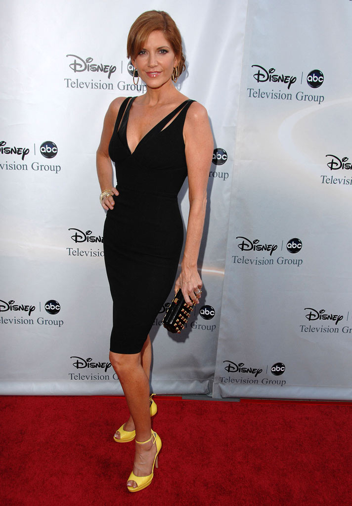 Melinda Mcgraw at the 2009 Disney-ABC Televison Group at The Langham Resort on August 8, 2009 in Pasadena, California.