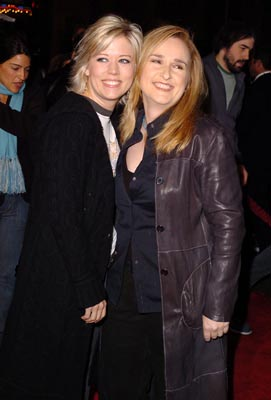 Premiere: Tammy Lynn Michaels and Melissa Etheridge at the LA premiere of Universal's Along Came Polly - 1/12/2004