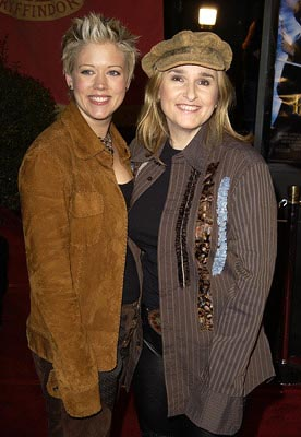 Premiere: Tammy Lynn Michaels and Melissa Etheridge at the Hollywood premiere of Warner Brothers' Harry Potter and The Chamber of Secrets - 11/14/2002