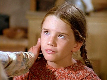 Melissa Gilbert 'Little House on the Prairie' on TV Land