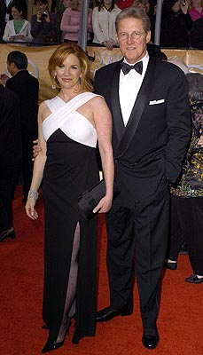 Melissa Gilbert and Bruce Boxleitner Screen Actors Guild Awards 2/22/2004