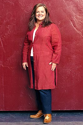 Melissa McCarthy as Sookie St. James in WB's Gilmore Girls