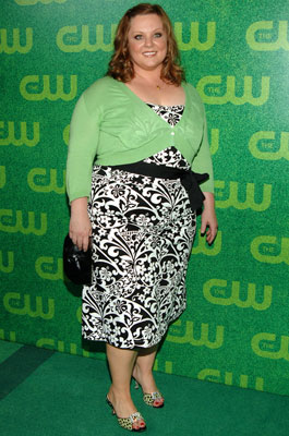 Melissa McCarthy The CW 2006 Summer TCA Party Pasadena, CA - 7/17/2006