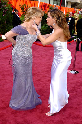Joan Rivers and Melissa Rivers 77th Annual Academy Awards - Arrivals Hollywood, CA - 2/27/05