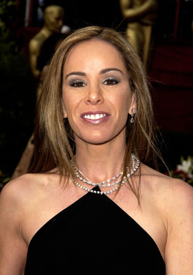 Melissa Rivers 74th Academy Awards Hollywood, CA 3/24/2002