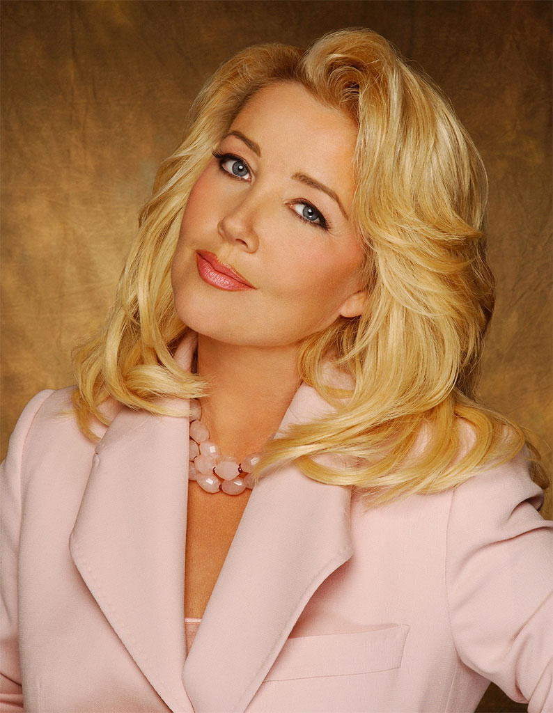 Melody Thomas Scott stars as Nikki in The Young and the Restless on CBS.