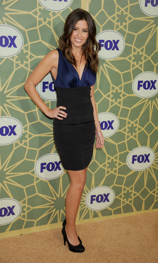 "Mercedes Masohn (""The Finder"") attends the 2012 Fox Winter TCA All-Star Party at Castle Green on January 8, 2012 in Pasadena, California."