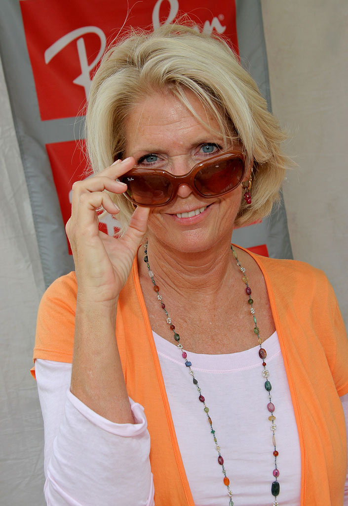 "Meredith Baxter at the Ray Ban at Elizabeth Glaser Pediatric AIDS Foundation ""A Time For Heroes"" Celebrity Carnival Los Angeles, California  United States June 12, 2005. Meredith Baxter"