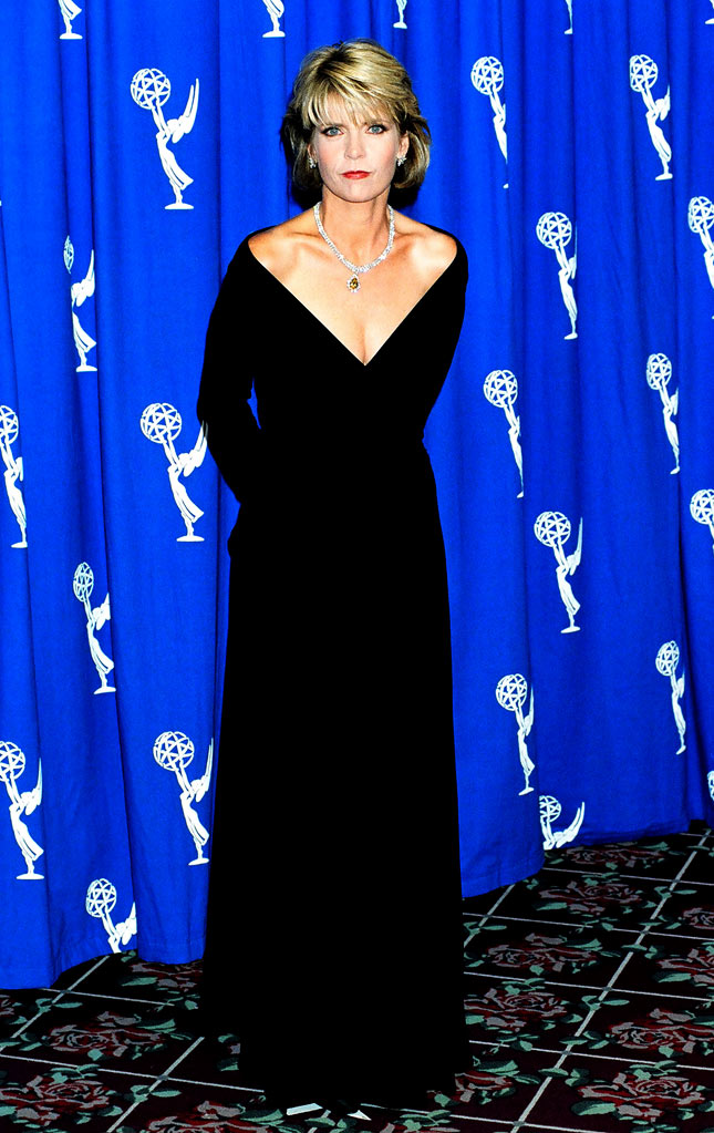 Meredith Baxter at the 1993 Emmy Awards in Los Angeles, CA on September 20, 1993. Meredith Baxter