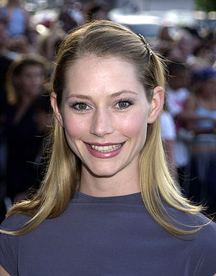 Premiere: Meredith Monroe at the L.A. premiere of MGM's Original Sin - 7/31/2001