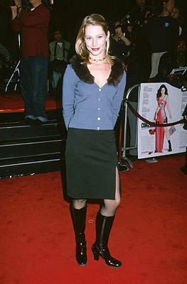 Premiere: Meredith Monroe at the Hollywood premiere of Warner Brothers' Miss Congeniality - 12/14/2000