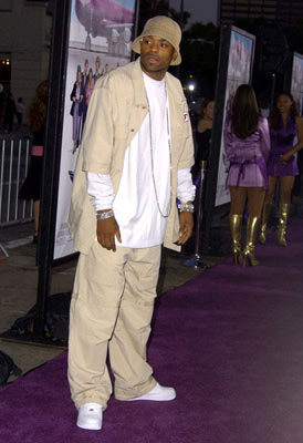 Premiere: Method Man at the L.A. premiere of MGM's Soul Plane - 5/17/2004