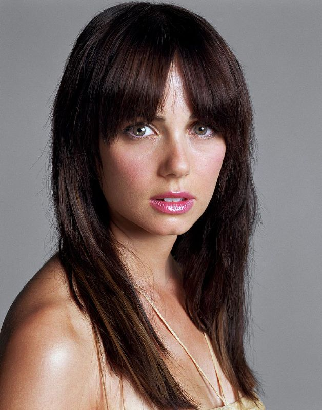 Mia Kirshner as Jenny on Showtime's The L Word.