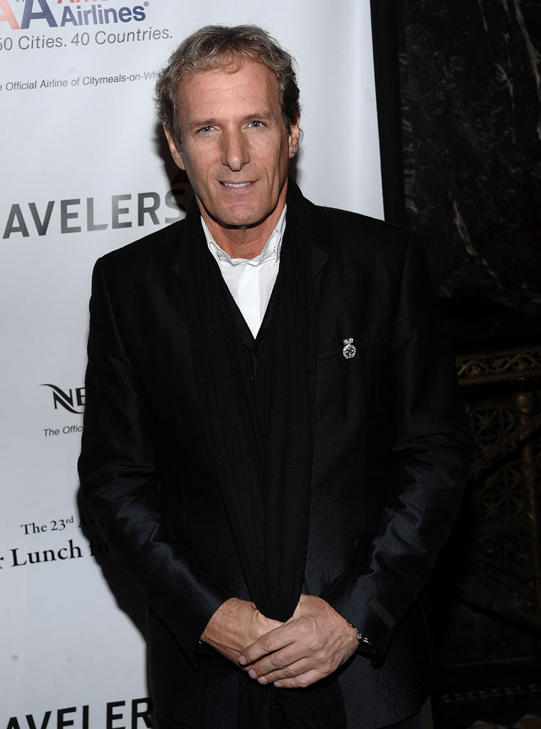 "Michael Bolton competes on Season 11 of ""Dancing With the Stars."""