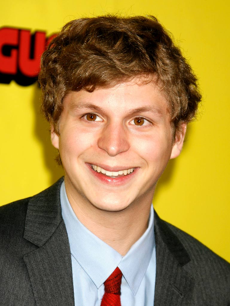 Michael Cera attends the premiere of Superbad at Grauman's Chinese Theatre.
