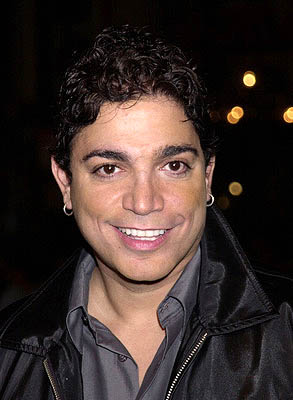 Premiere: Michael DeLorenzo at the Hollywood premiere of Ali - 12/12/2001