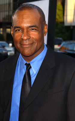 Premiere: Michael Dorn at the Beverly Hills premiere of Paramount Pictures' The Manchurian Candidate - 7/19/2004