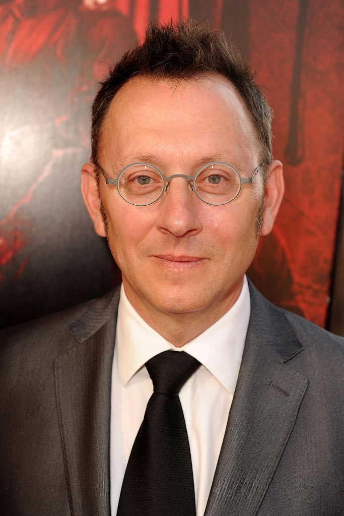 "Michael Emerson arrives at premiere of HBO's ""True Blood"" Season 4 at ArcLight Cinemas Cinerama Dome on June 21, 2011 in Los Angeles, California."