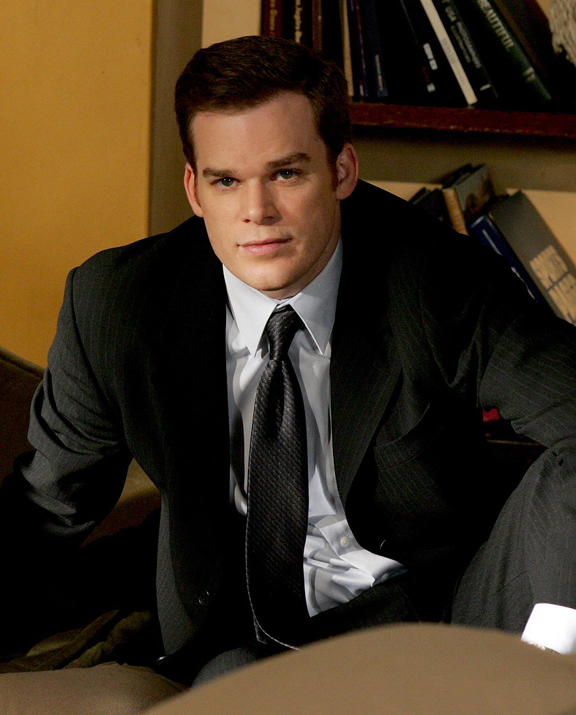 Michael C. Hall stars in Six Feet Under on HBO.