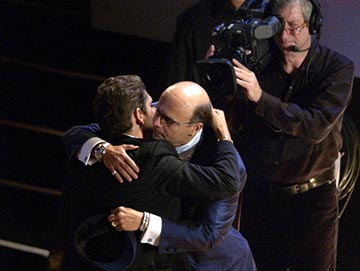 Michael Imperioli, Joe Pantoliano 55th Annual Emmy Awards - 9/21/2003