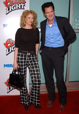 Premiere: Virginia Madsen and Michael Madsen at the LA premiere of Miramax's Kill Bill Vol. 2 - 4/8/2004
