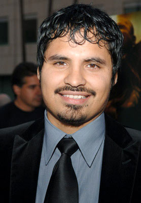 Premiere: Michael Pena at the Beverly Hills premiere of Lions Gate Films' Crash - 4/26/2005