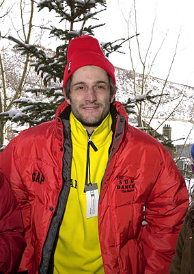 Michael Showalter of Wet Hot American Summer Sundance Film Festival 1/26/2001