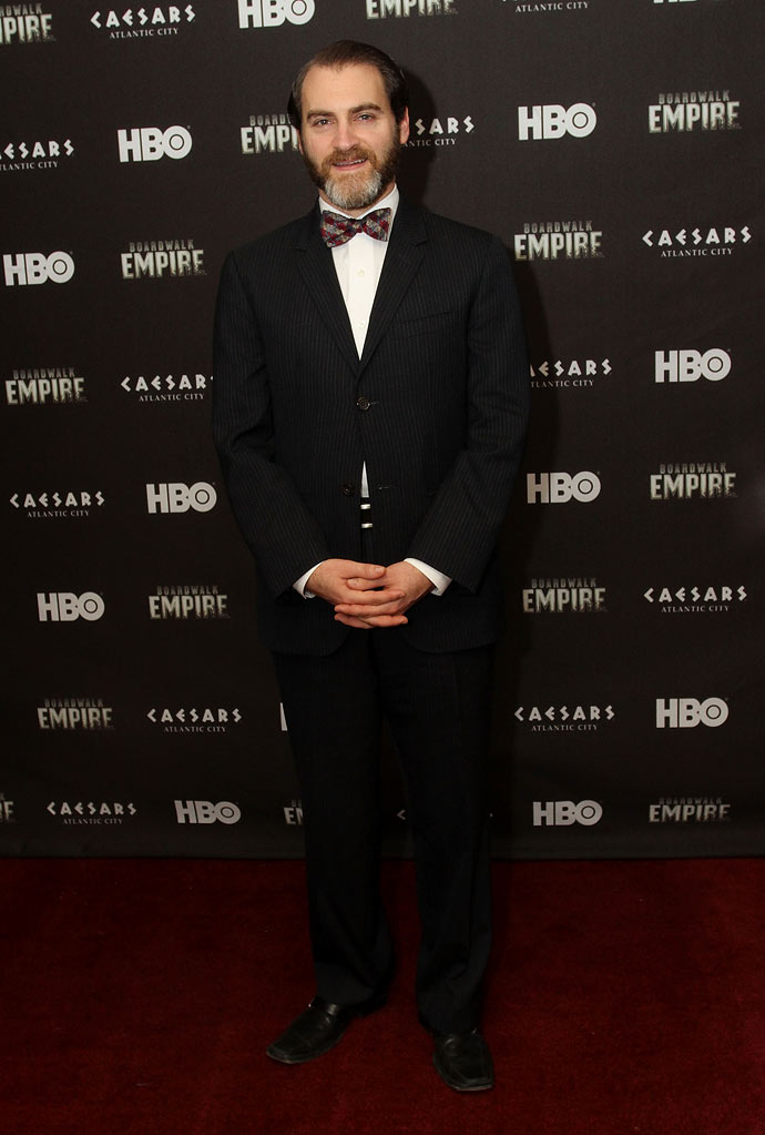 "Michael Stuhlbarg attends HBO's ""Boardwalk Empire"" Series Premiere party in AC at Caesars Atlantic City on September 16, 2010, in Atlantic City, New Jersey."