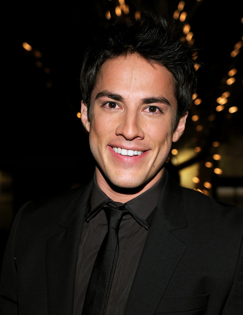 "Michael Trevino of ""The Vampire Diaries"" attends The CW Fall Premiere party presented by Bing at Warner Bros. Studios on September 10, 2011 in Burbank, California."