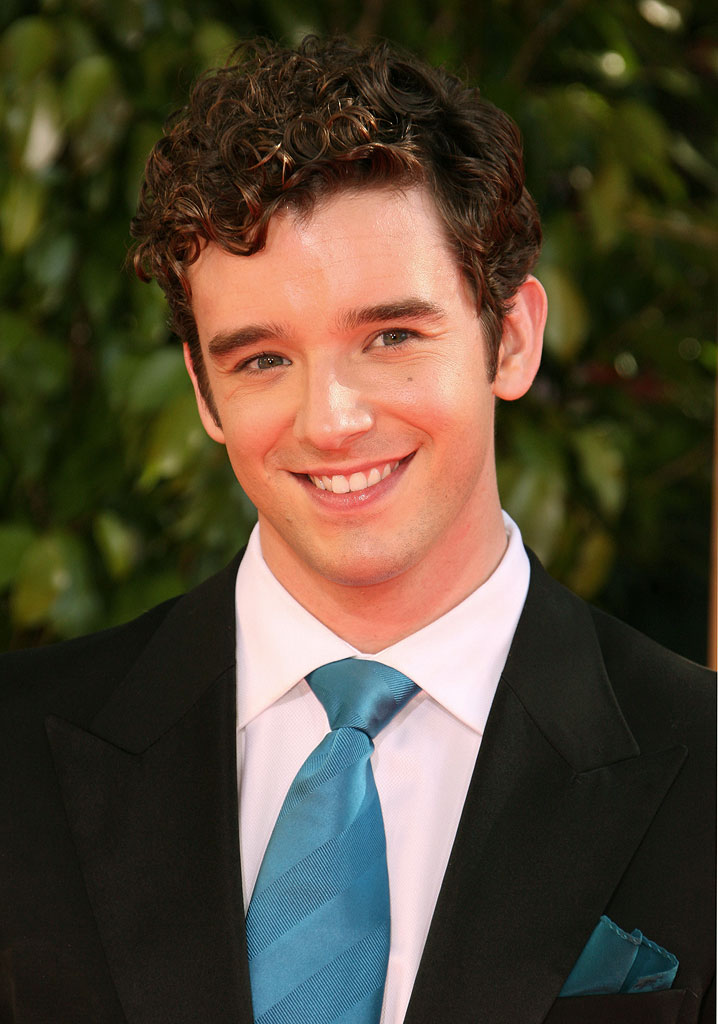Michael Urie at the 64th annual Golden Globe Awards.