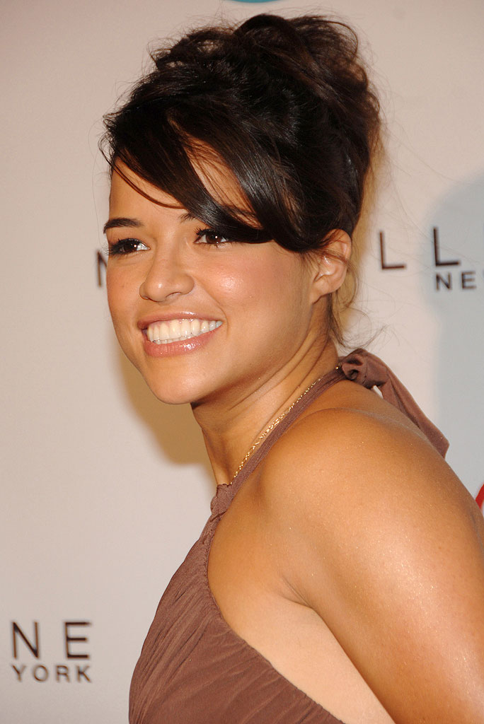 Michelle Rodriguez at the People en Espanol's 5th Annual 50 Most Beautiful.