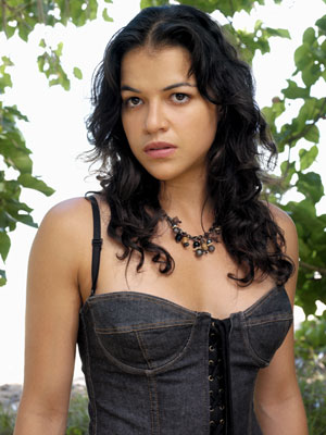 Michelle Rodriguez ABC's Lost