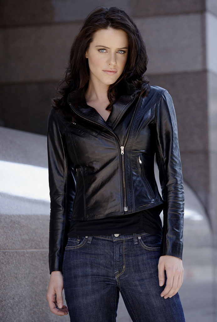 Michelle Ryan stars as Jaime Sommers in Bionic Woman.