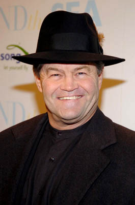 Premiere: Mickey Dolenz at the NY premiere of Lions Gate's Beyond the Sea - 12/8/2004
