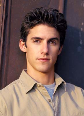Milo Ventimiglia as Jess Mariano in WB's Gilmore Girls