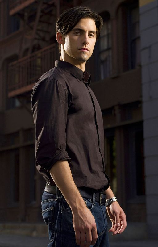Milo Ventimiglia as Peter Petrelli in Heroes on NBC.