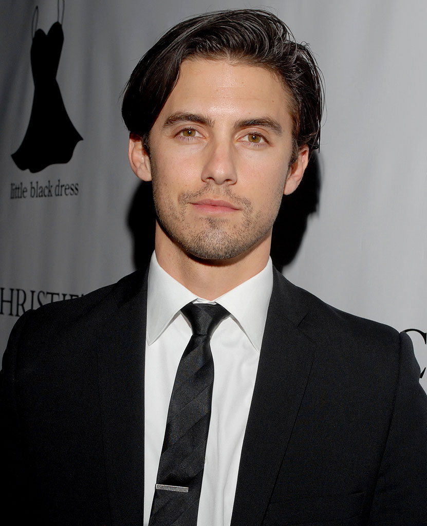 Milo Ventimiglia at the Little Black Dress Celebrates 5th Anniversary.