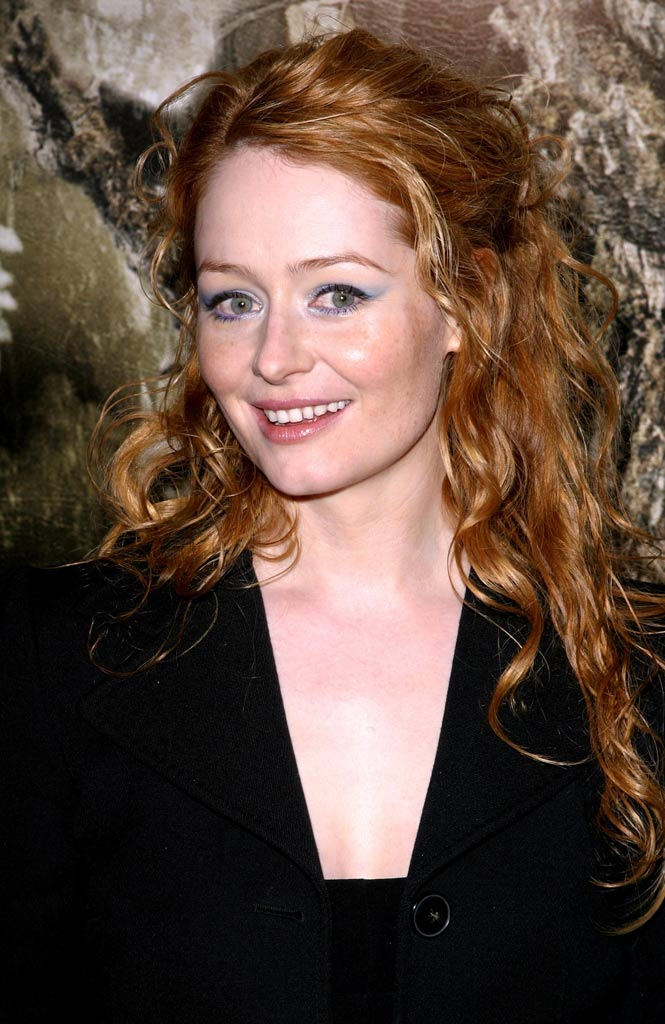 "Miranda Otto at ""The Lord of The Rings: The Two Towers"" Premiere."