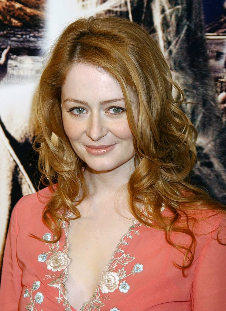 "Miranda Otto at ""The Lord Of The Rings: The Two Towers"" Los Angeles Premiere."